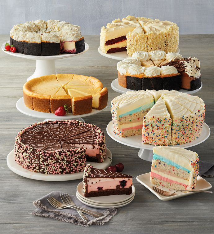 The Cheesecake Factory® Cheesecake Monthly Gift