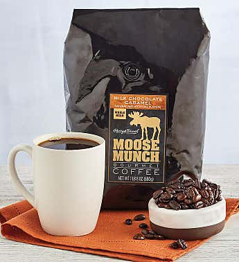 Milk Chocolate Caramel Moose Munch® Coffee 24 oz
