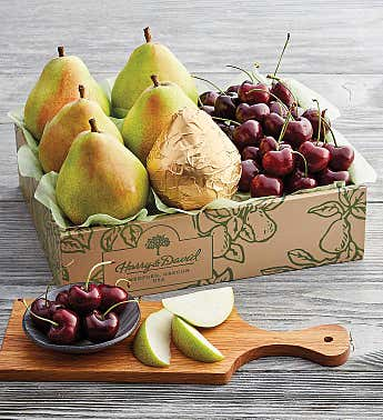 Royal Verano® Pears and Early Harvest Cherries