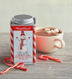 Candy Cane Chocolate Truffle Cocoa Mix