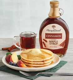 Cinnamon Maple Syrup