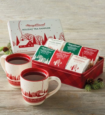 Holiday Tea and Mug Gift