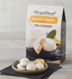 Lemon Tea Cookies (10 oz)