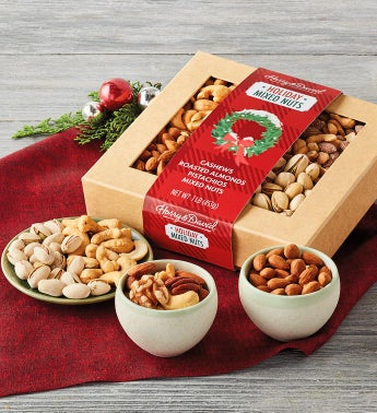 Holiday Mixed Nuts Collection
