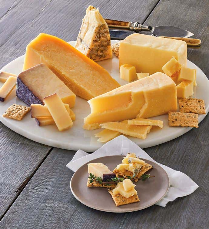 Award-Winning Cheeses