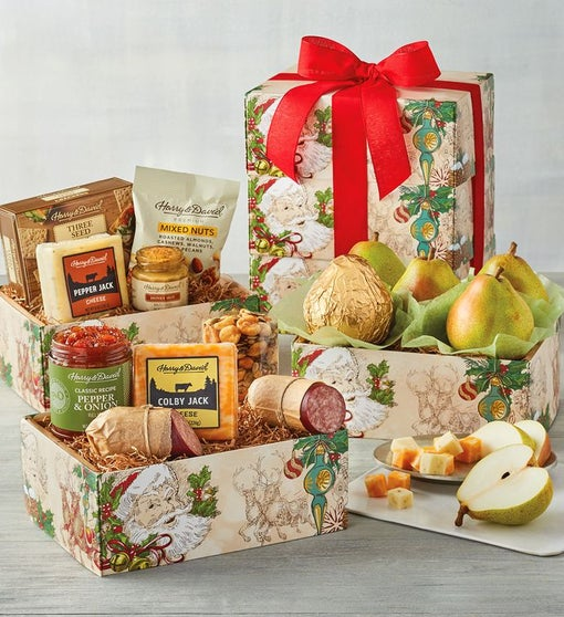 Christmas Snack Box
