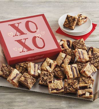 Valentine39s Day Brownie Bars