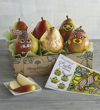 Easter Pear Decorating Kit