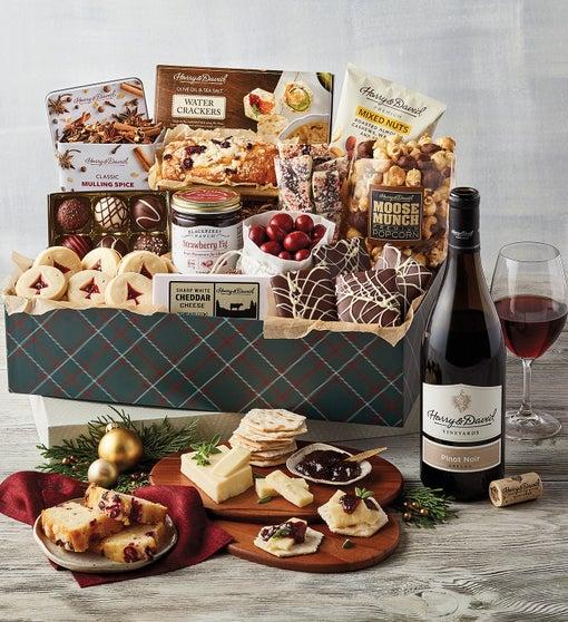 Holiday Wine Box