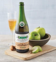 Organic Apple Sparkling Juice