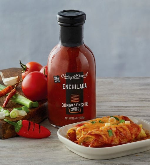 Enchilada Finishing Sauce
