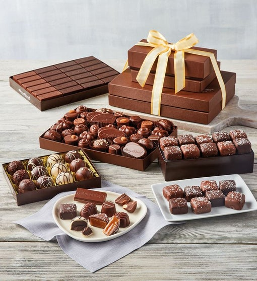 Premium Chocolate Collection