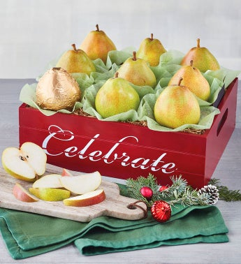 Royal Riviera174 Pear Christmas Crate