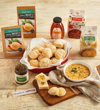 Southern Living Soup and Biscuits Gift