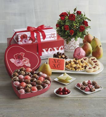 Valentine39s Day Bundle of Gifts