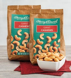 Giant Cashews 2-Pack
