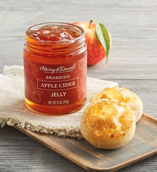 Brandied Apple Cider Jelly