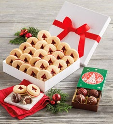Christmas Cookies and Truffles