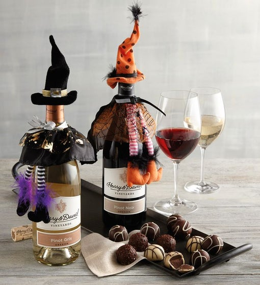 Halloween Wine Gift