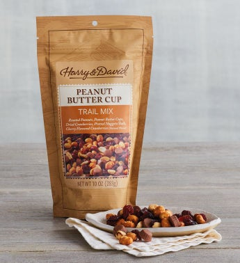 Peanut Butter Cup Trail Mix