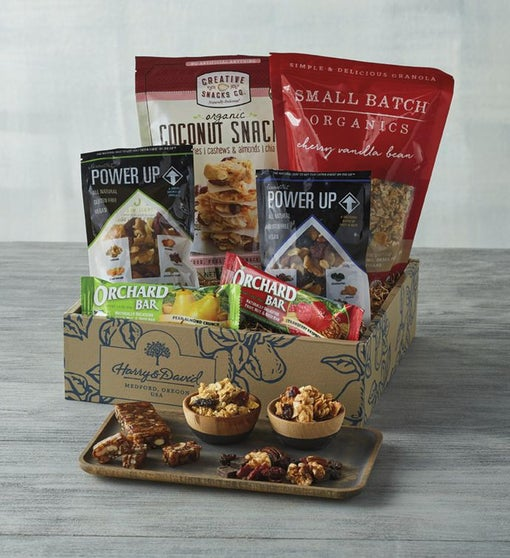 Happy Trails Snack Box