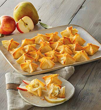 Phyllo Star Appetizer Assortment