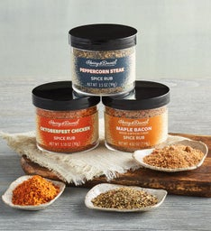 Choose-Your-Own Seasonings