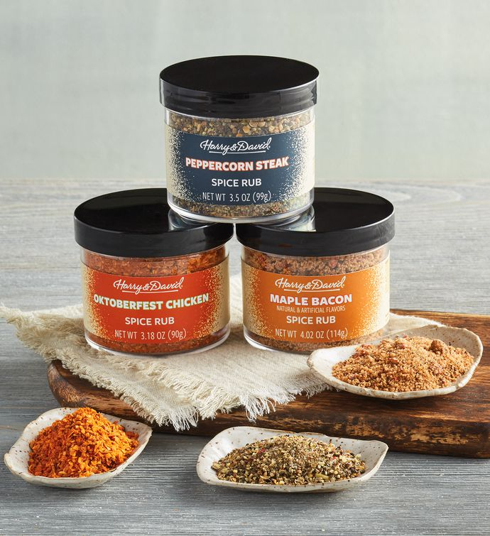 Choose-Your-Own Seasonings