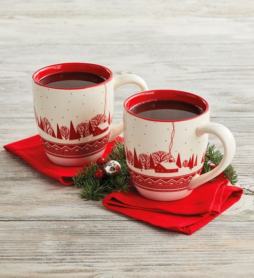 Holiday Mug Duo