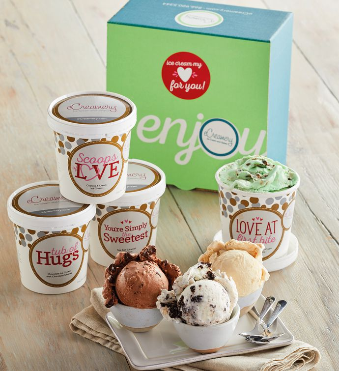 """Ice Cream My Love For You"" Collection"