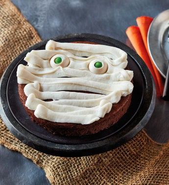Chocolate Decadence Mummy Cake