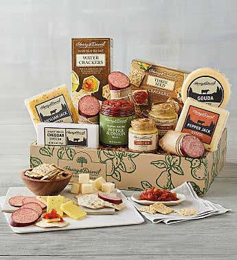 Supreme Meat and Cheese Gift Box