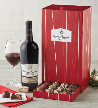Reserve Wine and Truffle Gift