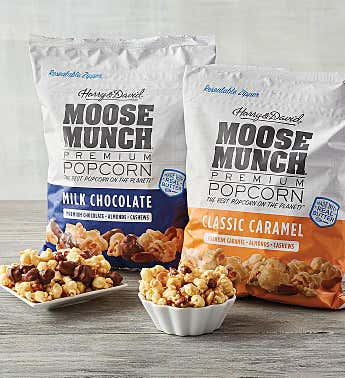 Moose Munch® Premium Popcorn Party-Sized Duo