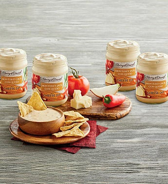 Monterey Jack con Queso Dip 4-Pack