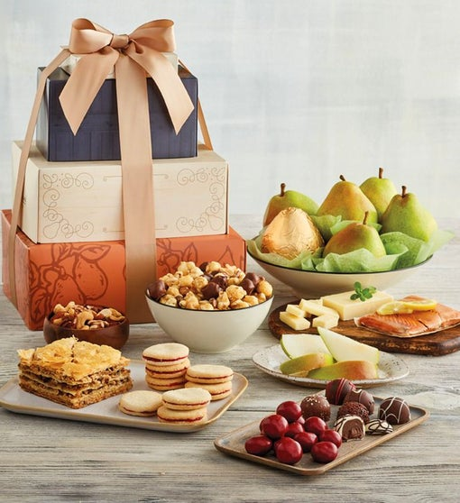 Tower of Treats® Deluxe Gift