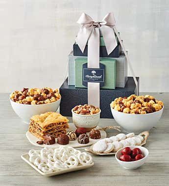 Deluxe Premium Delights Gift Tower