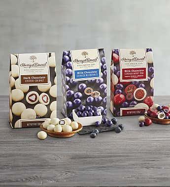 Chocolate-Covered Fruit Variety Pack