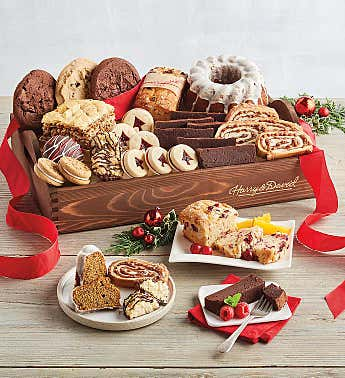 Holiday Bakery Tray