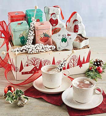 Deluxe Holiday Hot Cocoa Collection