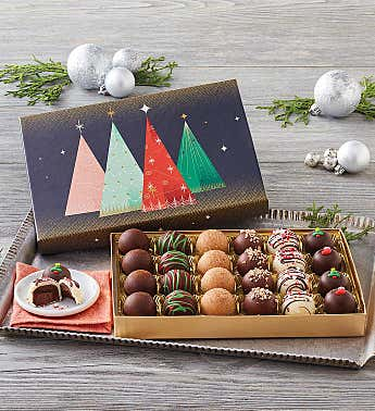 Limited Edition Holiday Truffles