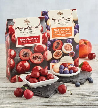 Pick Two Chocolate Fruit Boxes