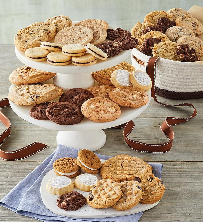 Deluxe Signature Cookie Basket