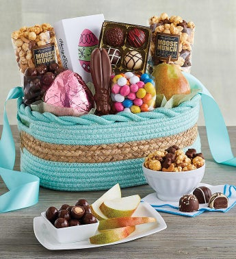 Classic Easter Gift Basket