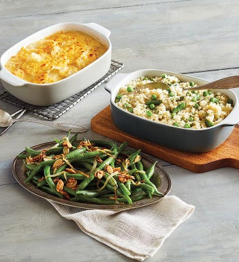 Choose-Your-Own Side Dishes - Pick 2