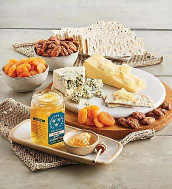 Artisan Cheese and Sweet Pairings Collection