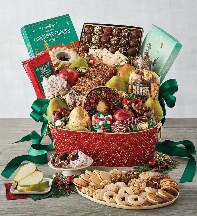 Ultimate Christmas Gift Basket