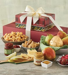 Pear Delights Gift Tower