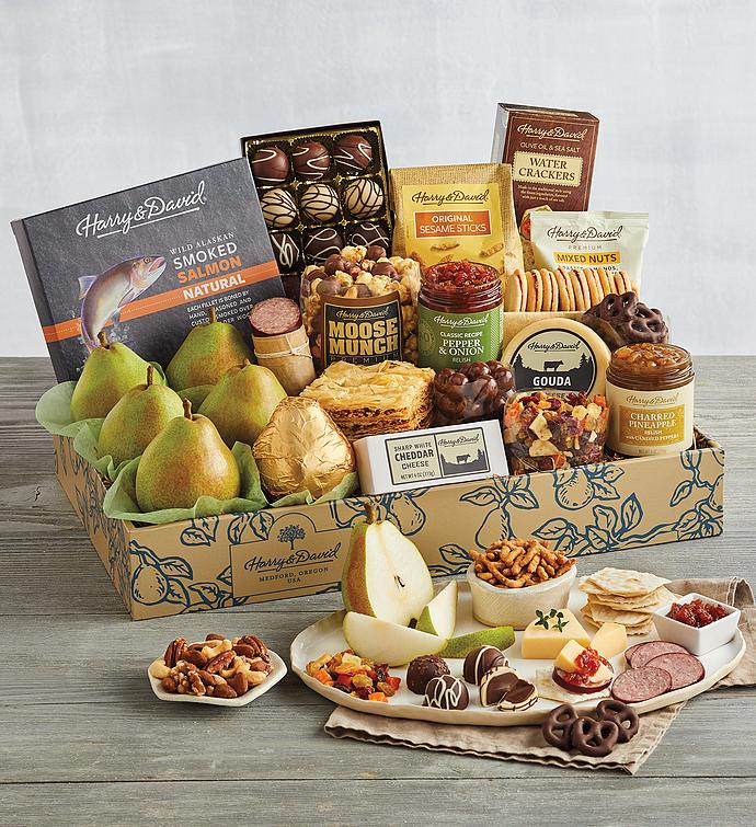 Gourmet Favorites Gift Box