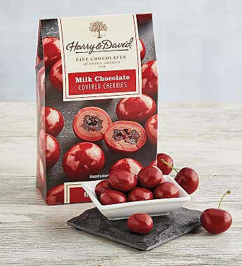 Milk Chocolate Cherries